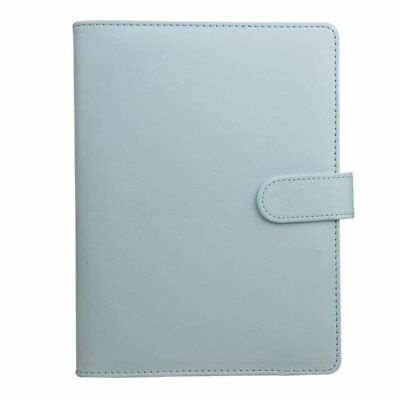 A5 Weekly Monthly Planner Diary Classic Loose-Leaf-Ring-Binder Notebook Cov O6O3