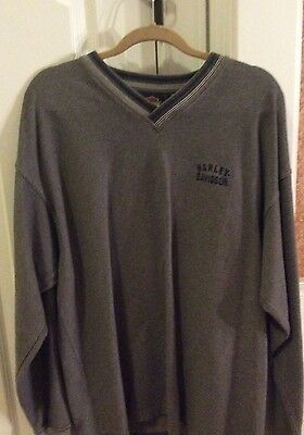 Used,Harley-Davidson (HD) XL Pullover, Perfect Item, Rare--Free Shipping