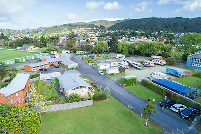 New Zealand Holiday Park for sale