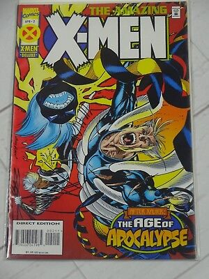 The Amazing X-Men #2 Age of Apocalypse April 1995 Marvel - C2914