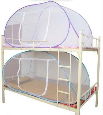 Bed Netting Double Mosquito Nets Student Bunks Home Mesh Adult Single Door Tents