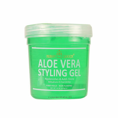 NUBIAN QUEEN Aloe Vera Styling Gel 454g