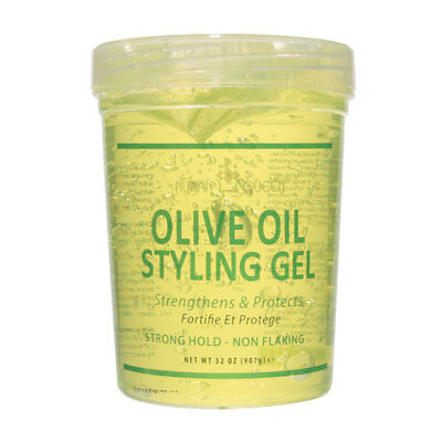 NUBIAN QUEEN Olive Oil Styling Gel 454g