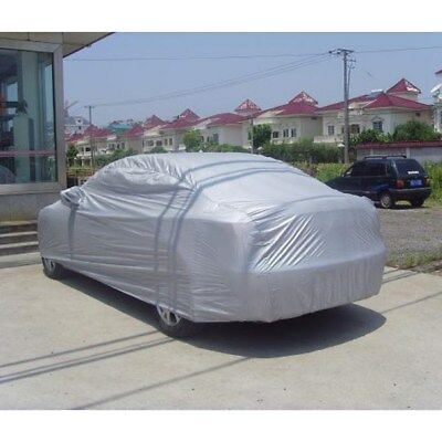 Universal Full-size Car Cover Water Resistant UV Protection Size L Protector AU