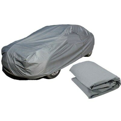 Universal Full Car Cover Outdoor Waterproof Weather UV Rain Dust Proof Size M AU