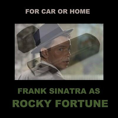 Rocky Fortune. Enjoy Frank Sinatra In His Only Dramatic Old Time Radio Series!
