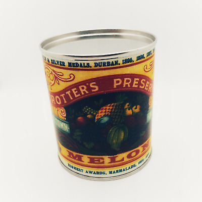Replica English Tinned  Canned Food Living History Reenactments