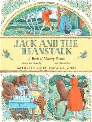 Jack and the Beanstalk: A Book of Nursery Stories (Limited Edition Slipcase)...