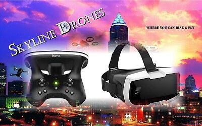 Parrot SkyController 2 & Headset  FPV  2019 SALE