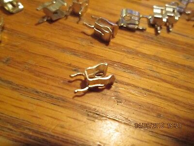 LIttlefuse 5mm Fuse Clips 01110501H Qty 80