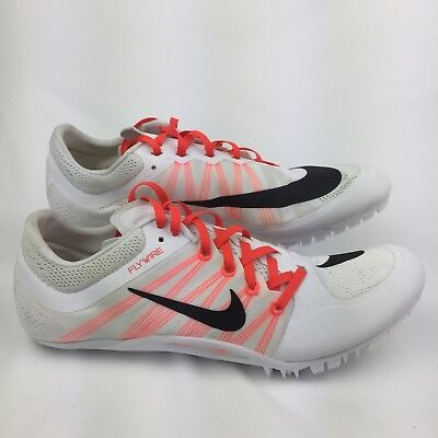 7151ea9c3b9c9 NIKE ZOOM JA Fly 2 Track Sprint Running Shoes Spikes/Tool Mens New