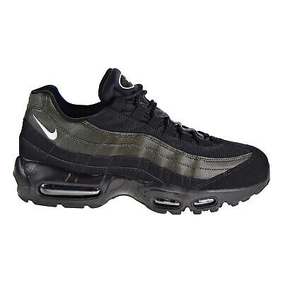 innovative design 0eb4f 8279f Nike Air Max 95 Essential Men s Shoes Black White 749766-034