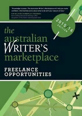 NEW Australian Writer's Marketplace By QUEENSLAND WRITERS CENTRE Paperback