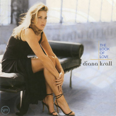 The Look of Love by Diana Krall CD