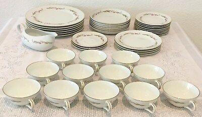 """Fine China of Japan """"Prestige""""~Your Choice of Pieces~Plates/Bowls/Cups/GravyBoat"""
