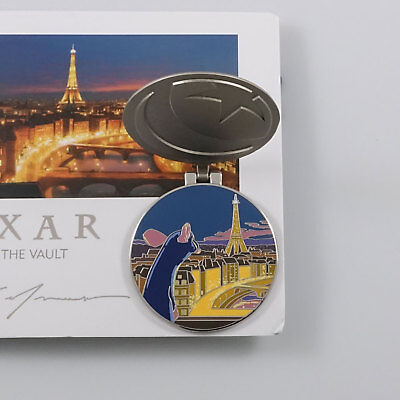 Disney trading pins Pixar Party From the Vault Ratatouille Remy LE750 115182