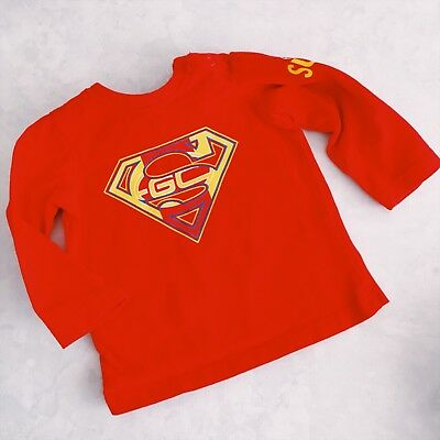 Gold Coast Suns Baby Shirt Size 000 (0-3Months) AS NEW, Excellent Condition AFL