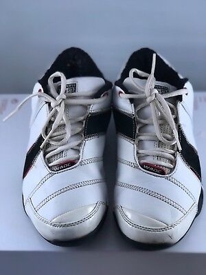 d2a824ed0c3497 Converse All Star Wade 1 Low Playoffs Men s Basketball Shoes Size 7 White  Black