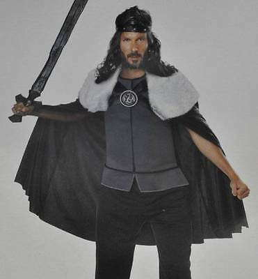 NWT-Mens Dragon Lord Game Of Thrones Medieval Renaissance Halloween Costume-sz M