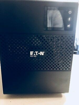 EATON ELECTRICAL INC 5SC500 EATON            5SC 500VA TOWER Brand New