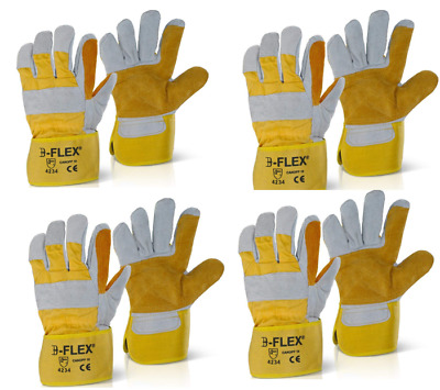 Canadian Double Palm High Quality Rigger Glove {20 Pack} Puncture Level 4
