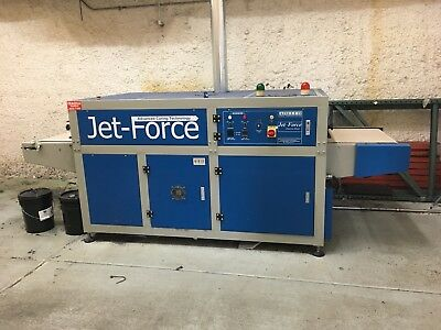 Adelco Jet Force Electric Dryer For Tee Shirts. Best Dryer On Market For DTG