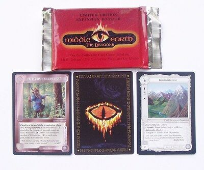 CCG Middle Earth The Dragon limited