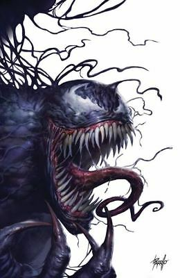 VENOM #1 Lucio Parrillo Virgin Con Exclusive Variant Marvel Comic NM 2018