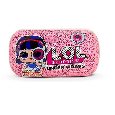 NEW LOL Surprise Eye Spy Series 4 wave 1 Under Wraps Capsule Doll SHIPS FAST