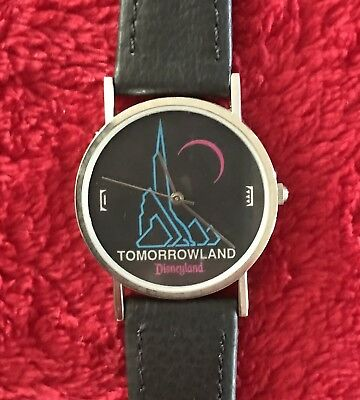 Very Rare Disneyland Tomorrowland CastMember Only Construction Watch L/E 120/130