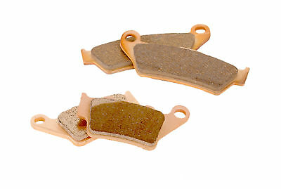 1998 - 2003 KTM 300 EXC Front and Rear Sintered Metal Severe Duty Brake Pads
