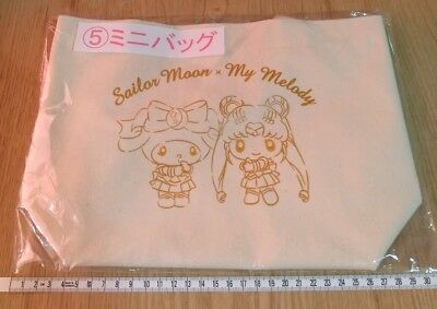Sailer moon × My melody Mini Bag Ichiban Kuji Kawaii F/S japan Sanrio