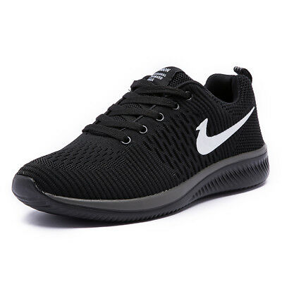 Men's Fashion Sports Sneakers Breathable Mesh Athletic Sneakers Running Shoes