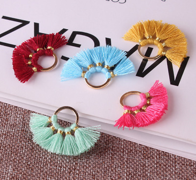 DIY 2X fringe jewelry accessory parts/jewelry making/ Earrings/Wedding Party