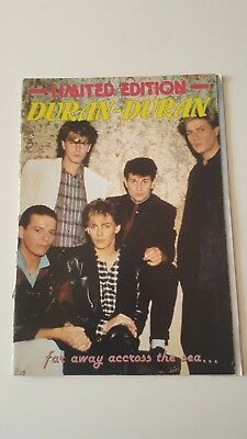 Duran Duran UK Magazine - Limited Edition No11