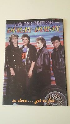 Duran Duran UK Magazine - Limited Edition No14