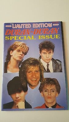 Duran Duran UK Magazine - Limited Edition No19 - Special Issue (double) *RARE*