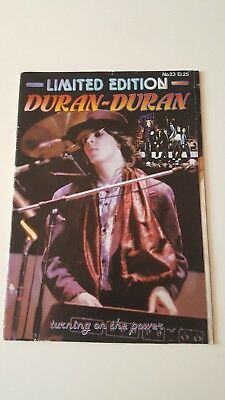 Duran Duran UK Magazine - Limited Edition No23