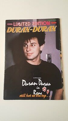Duran Duran UK Magazine - Limited Edition No22