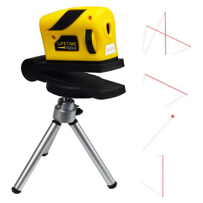 4 in 1 Infrared Laser Level Cross Line Laser with magnet Multipurpose Hand Tool
