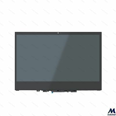 "13.3"" LCD Screen Touch Digitizer Assembly + Frame for Lenovo Yoga 720-13IKB 80X6"