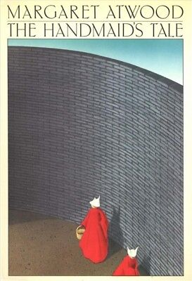 Handmaid's Tale, Hardcover by Atwood, Margaret Eleanor, ISBN-13 9781432838478...