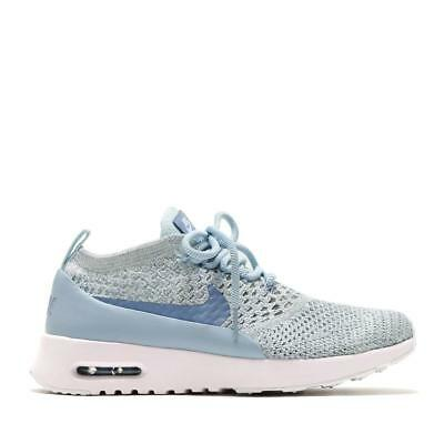 the latest 12c26 00f15 Womens NIKE AIR MAX THEA ULTRA FK Armory Blue Trainers 881175 401