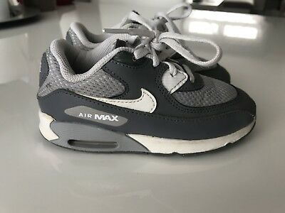 new concept c2060 6ea3a Nike Air Max Boys Trainers Size 8.5 15cm Toodler