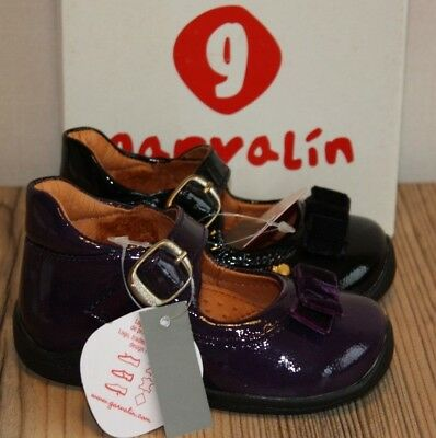 Start-rite Girls Tilly Burgundy or White Patent Leather Shoes Various Sizes BNIB