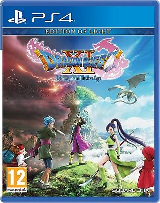 Dragon Quest XI 11 Echoes of an Elusive Age | PlayStation 4 PS4 New Preorder