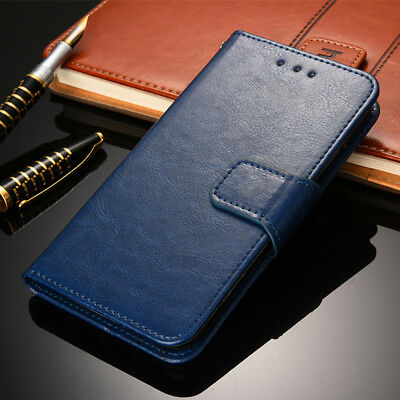 For Sony Xperia XA2 XZ2 Z3 Z4 Z5 Luxury Magnetic Leather Wallet Flip Cover Case