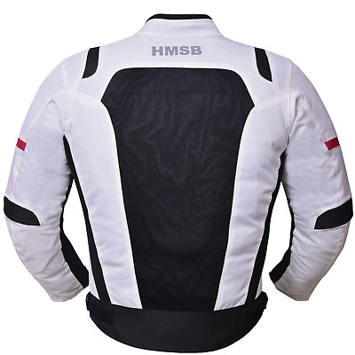 Professional Men Waterproof Genuine Motorbike Motorcycle Cordura Jacket