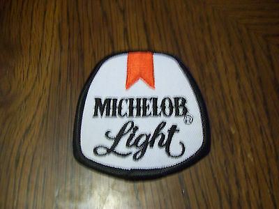 Michelob Light Beer Patch  (Put On )  Shirt Jacket Hat