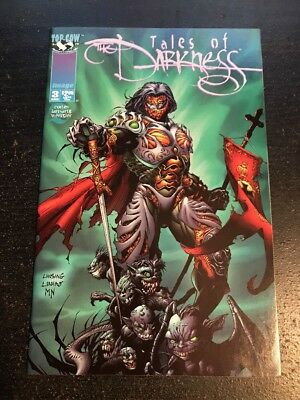 Tales Of The Darkness#3 Incredible Condition 9.2(2008)
